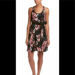 Athleta Derek Lam Lily Floral Nolita Dress size M